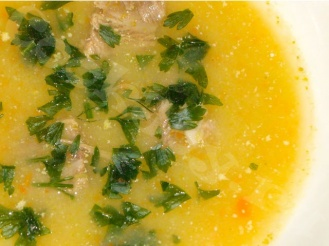 Суп картофельный протертый