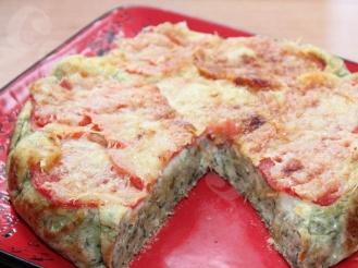 Кабачковый пирог