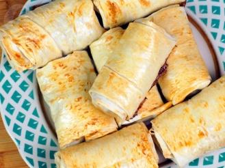 Пирожки в лаваше