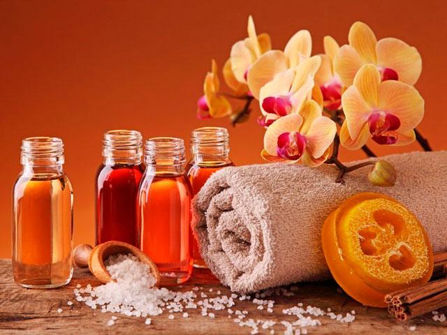 Ароматерапия. Какие масла используют?