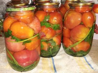 Маринованные помидоры Ум отъешь