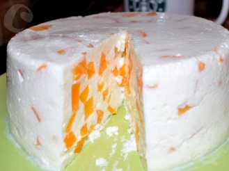 Старая Рига – творожный десерт