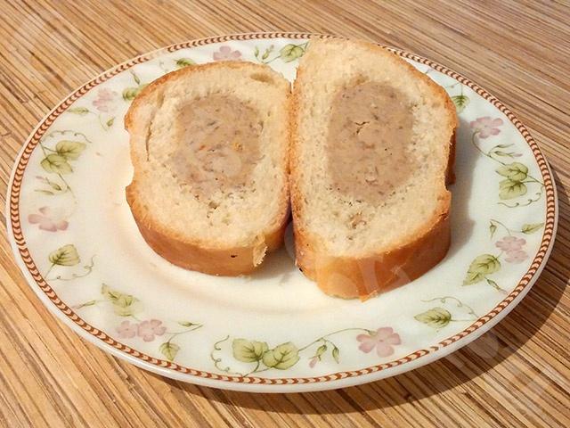 Бутерброды из консервы