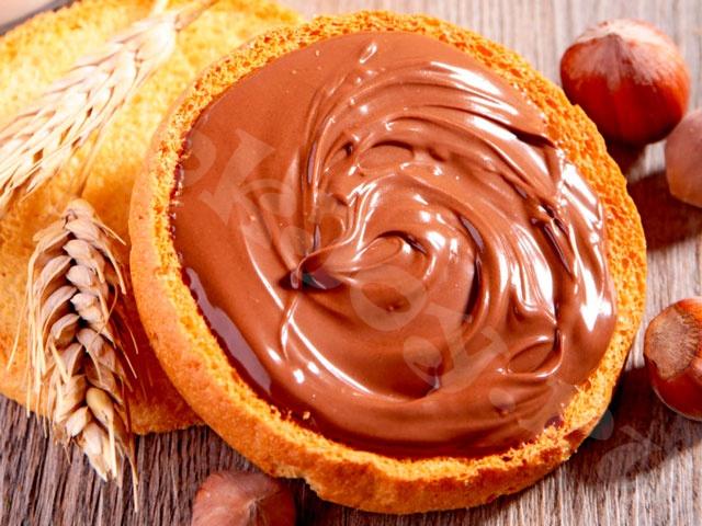 Шоколадно-сливочная паста