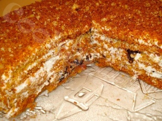Медовый торт «Особый»