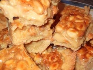 Орехово-карамельное десерт