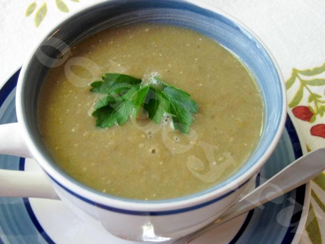 Суп-пюре из говядины